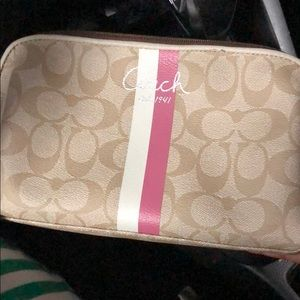 Coach Make-up Bag